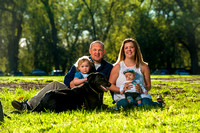 Family Session at Caper Acres