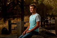 Senior Photo Session with Nolan Winter