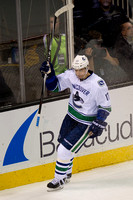 NHL: Vancouver Canucks at San Jose Sharks