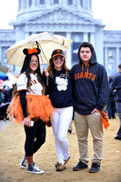 MLB: World Series-San Francisco Giants Parade