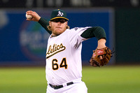 MLB: Seattle Mariners at Oakland Athletics