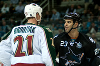 NHL: Minnesota Wild at San Jose Sharks