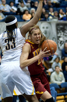 NCAA Womens Basketball: Southern California at California
