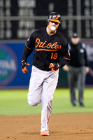 MLB: Baltimore Orioles at Oakland Athletics