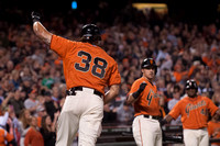 MLB: Philadelphia Phillies at San Francisco Giants
