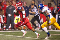 NCAA Football: San Jose State at Fresno State