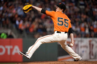 MLB: Minnesota Twins at San Francisco Giants