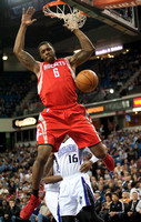 NBA: Houston Rockets at Sacramento Kings
