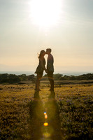 Engagement Session at Table Mountain