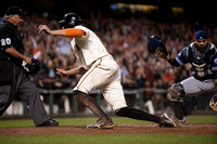 MLB: San Diego Padres at San Francisco Giants