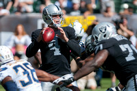 NFL: San Diego Chargers at Oakland Raiders