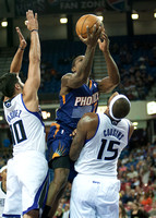 NBA: Preseason-Phoenix Suns at Sacramento Kings